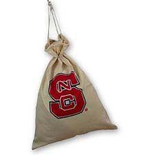 North Carolina State Wolfpack Primary NCS Logo Laundry Bag