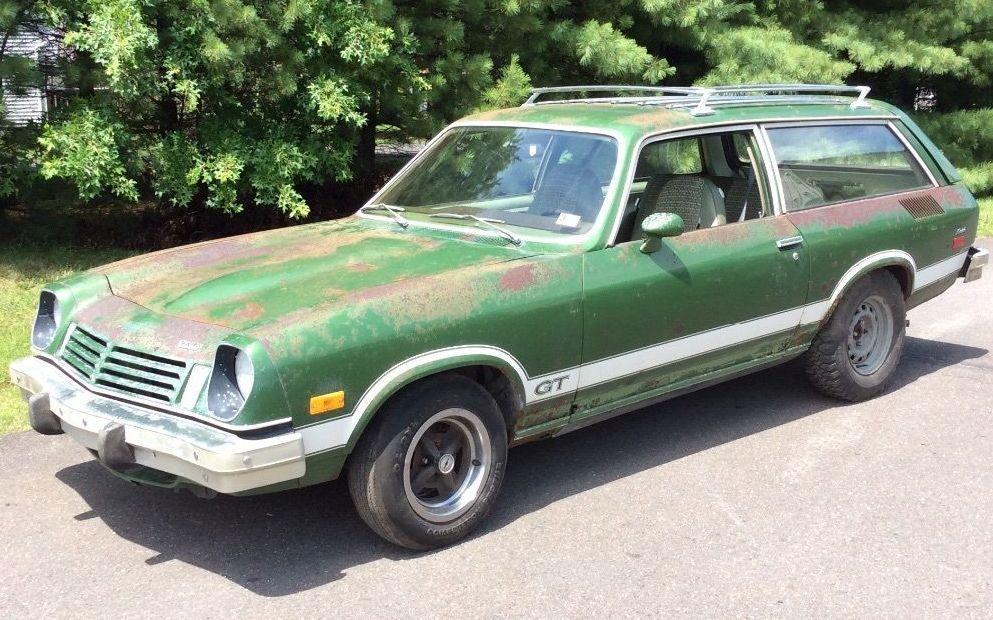 Sporty Hauler 1974 Chevrolet Vega Gt Wagon Chevrolet Vega