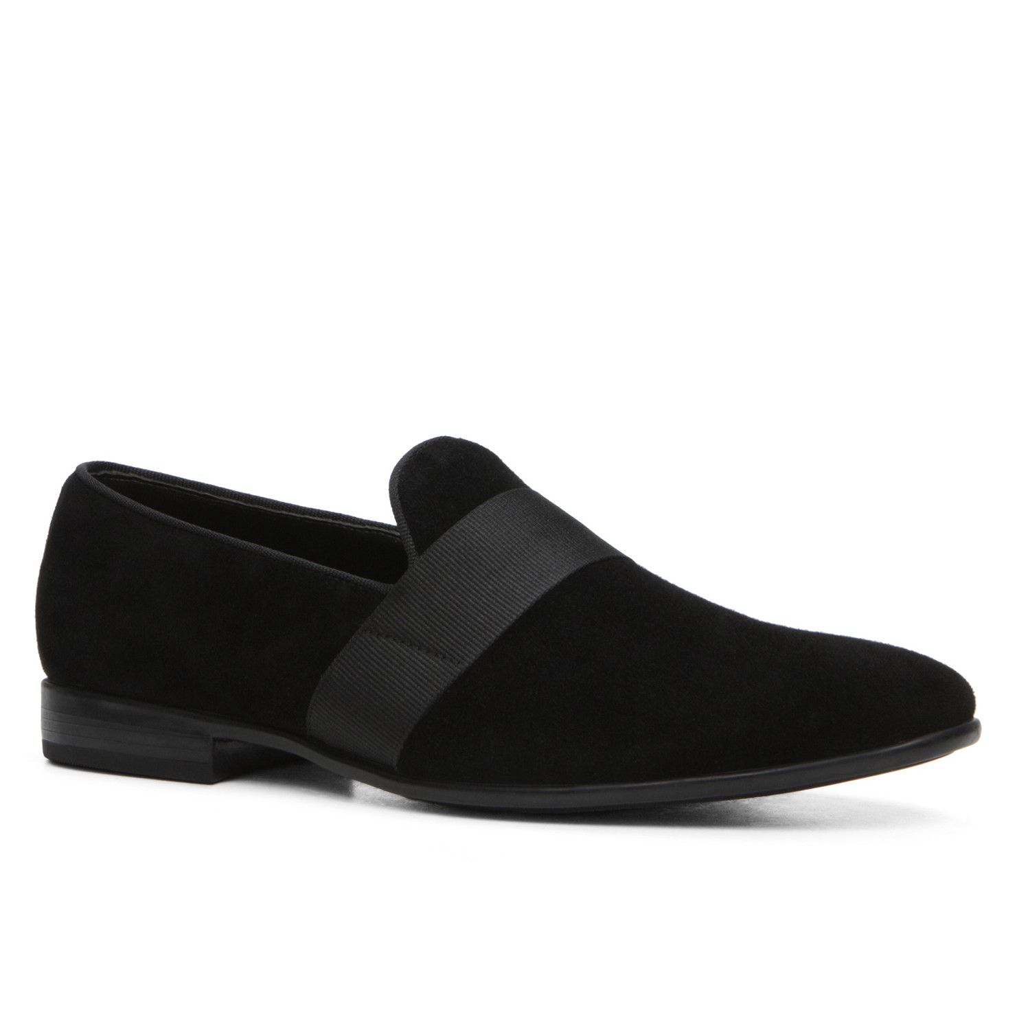 aldo black formal shoes
