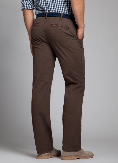 For Will | Muckrakers | Bonobos Straight Leg Brown Stretch Cotton ...