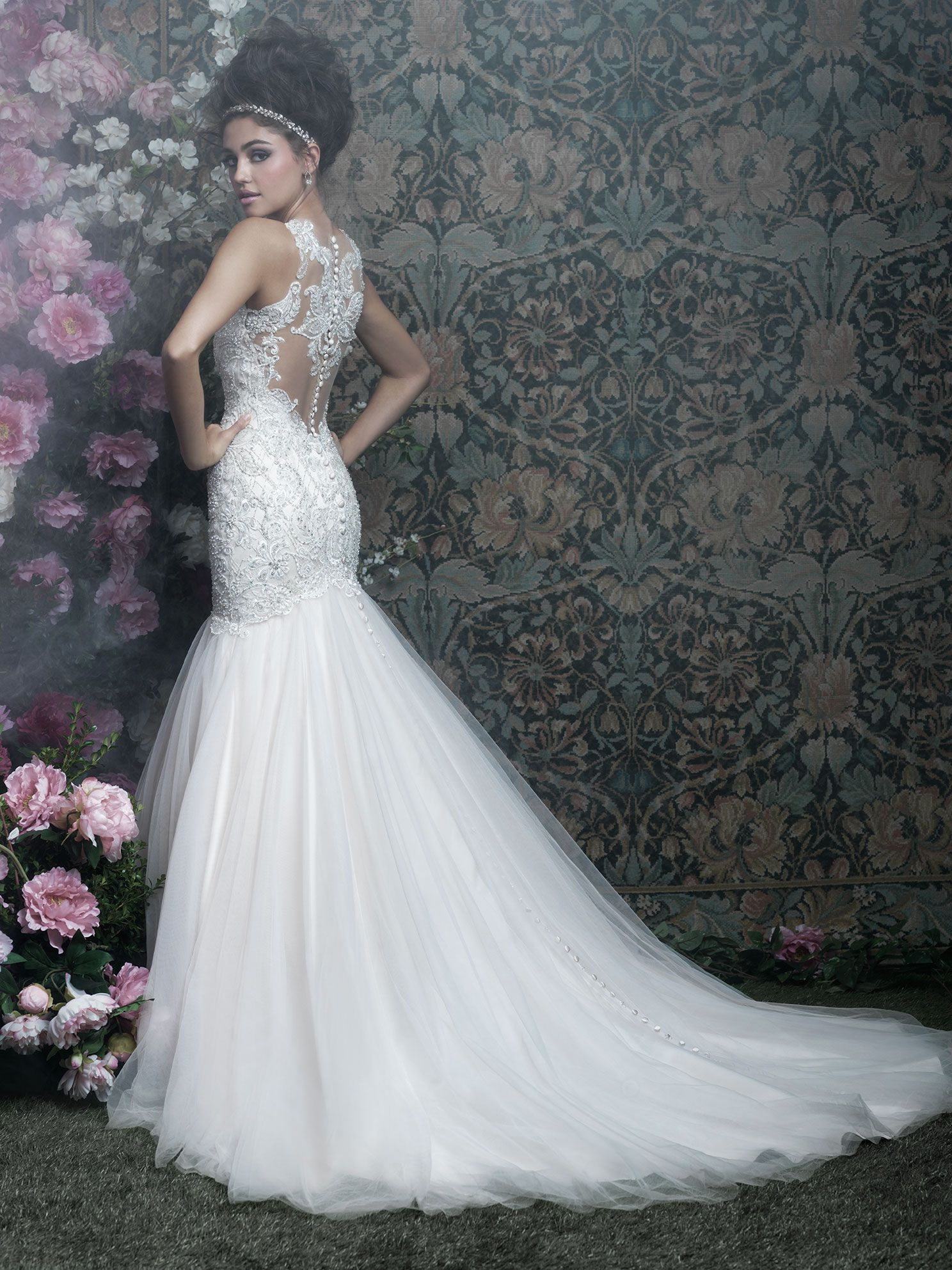 Wedding dresses spokane  Allure Bridals  C  Allure Bridals Dresses at Romashka Bridal