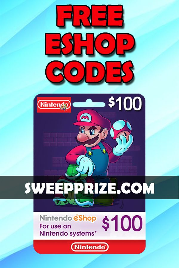 free nintendo eshop codes  nintendo eshop card giveaway