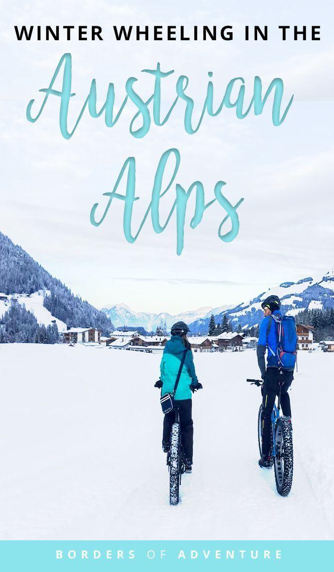 Photo of Girl Meets Machine – Winter in Austria Big Wheeling the Tirolean Alps