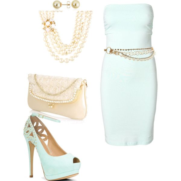 """Night out"" by nadia-p-daley on Polyvore"
