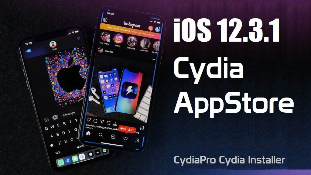 The easiest way to download Cydia iOS 12.3.1 Ios, Ipod