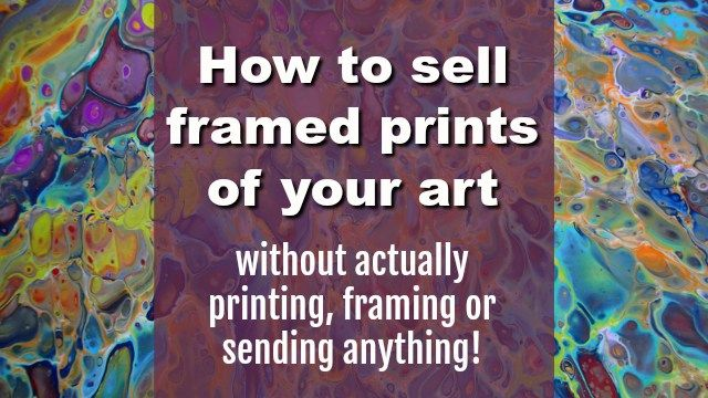 How to Sell Prints of Your Art on Etsy (Without Printing Anything ...