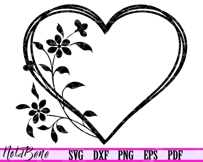 Pin By Cathy Nogaro On Tatouage N In 2021 Heart Frame Svg Frame Clipart