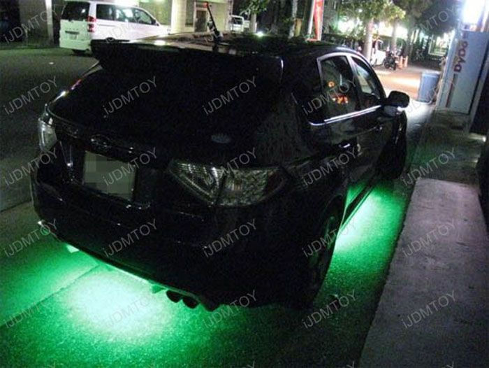 How To Install Led Under Car Lights Led Underbody Kit By Ijdmtoy Com Installation Car Car Led