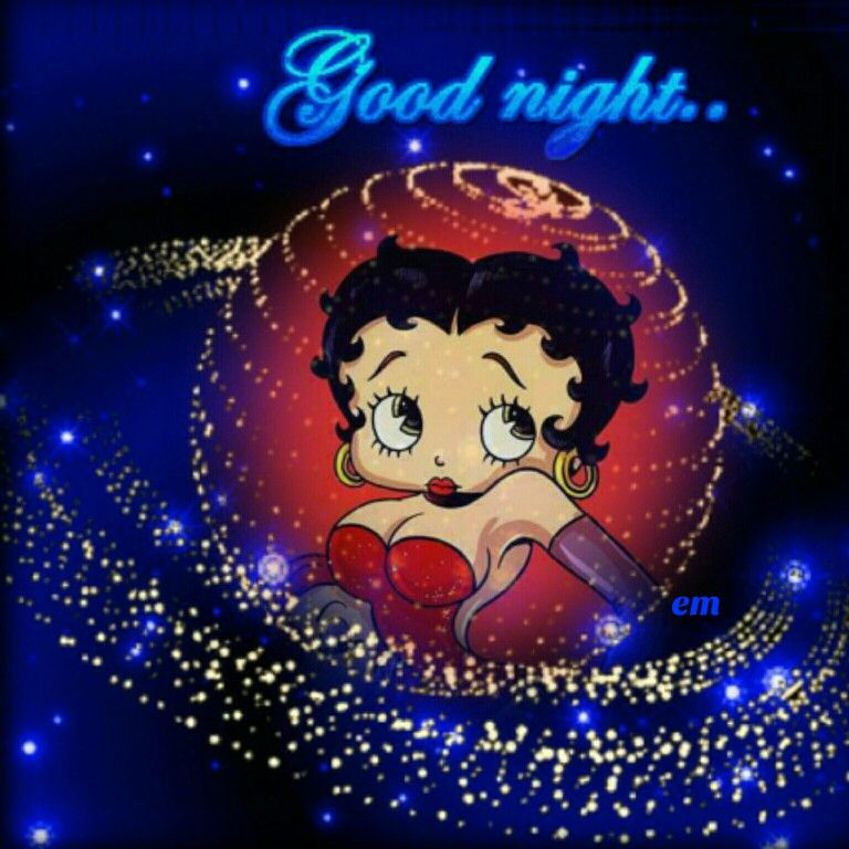 Good Night Betty Boop Pictures Betty Boop Quotes Betty Boop