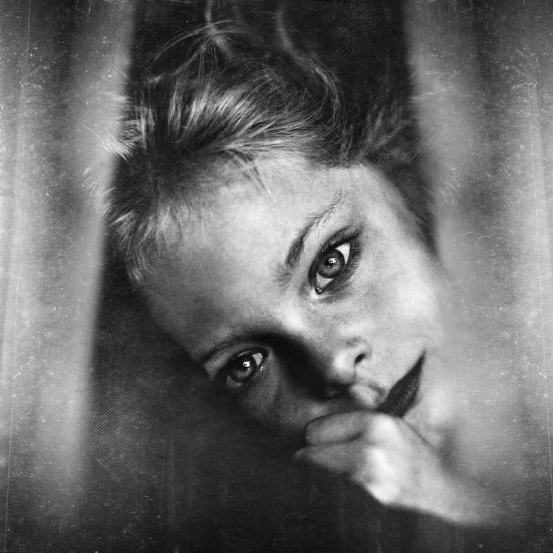 Пронзительные глаза в портретной фотографии - 36 фото ...