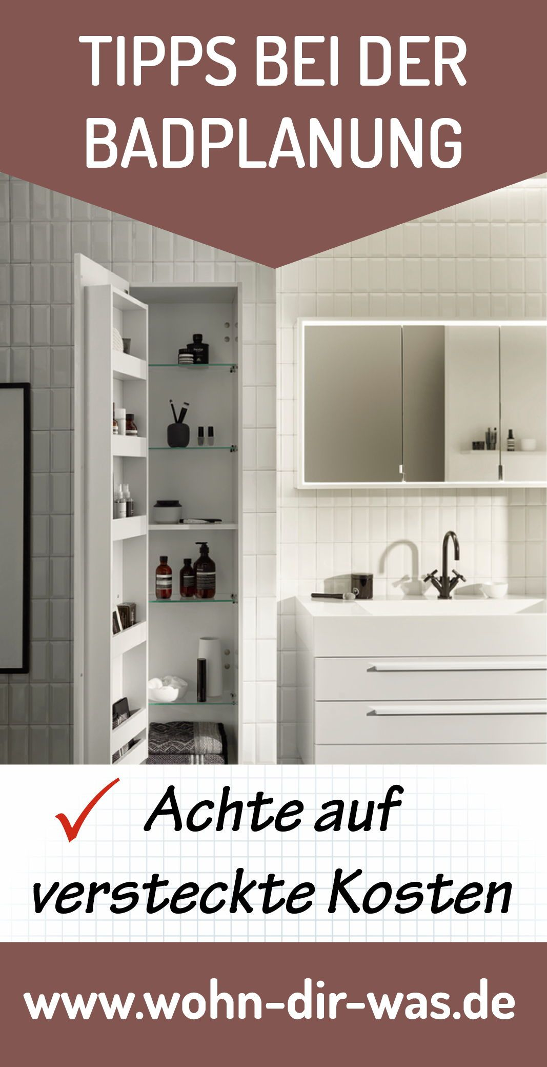 Bad Planen Kosten So Viel Kostet Dein Traumbad Badezimmer Planung Bathroom Home