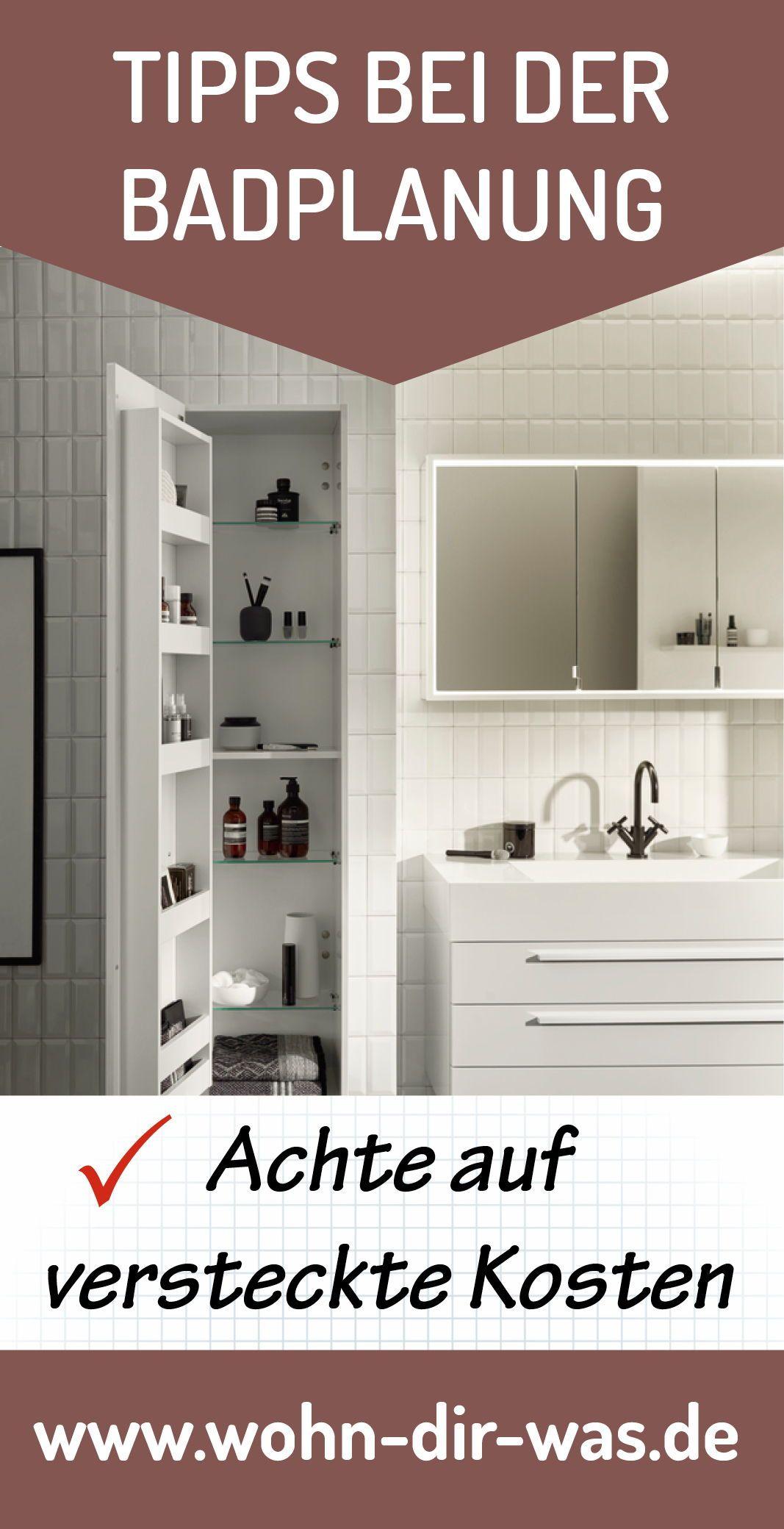 So Viel Kostet Dein Traumbad Badezimmer Renovieren Bad Renovieren Kosten Und Neues Bad