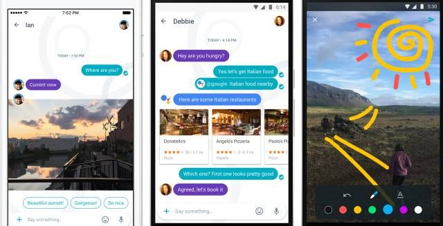 Google lanza Allo un WhatsApp con inteligencia artificial