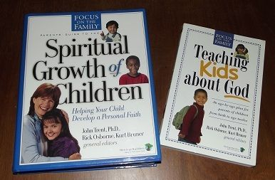 Focus on The Family Teaching Kids About God & Spiritual Growth Of Children