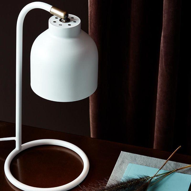 nachttischleuchte holz   tischleuchte landhaus   wohnzimmer leuchten   tischlampe holz glas ...