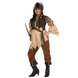 #maternity #pirate #costume Mommy To Be Pirate Queen Adult Costume