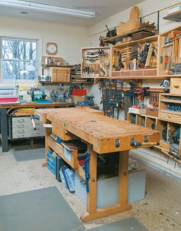The Woodworker S Studio Handbook Traditional And Contemporary