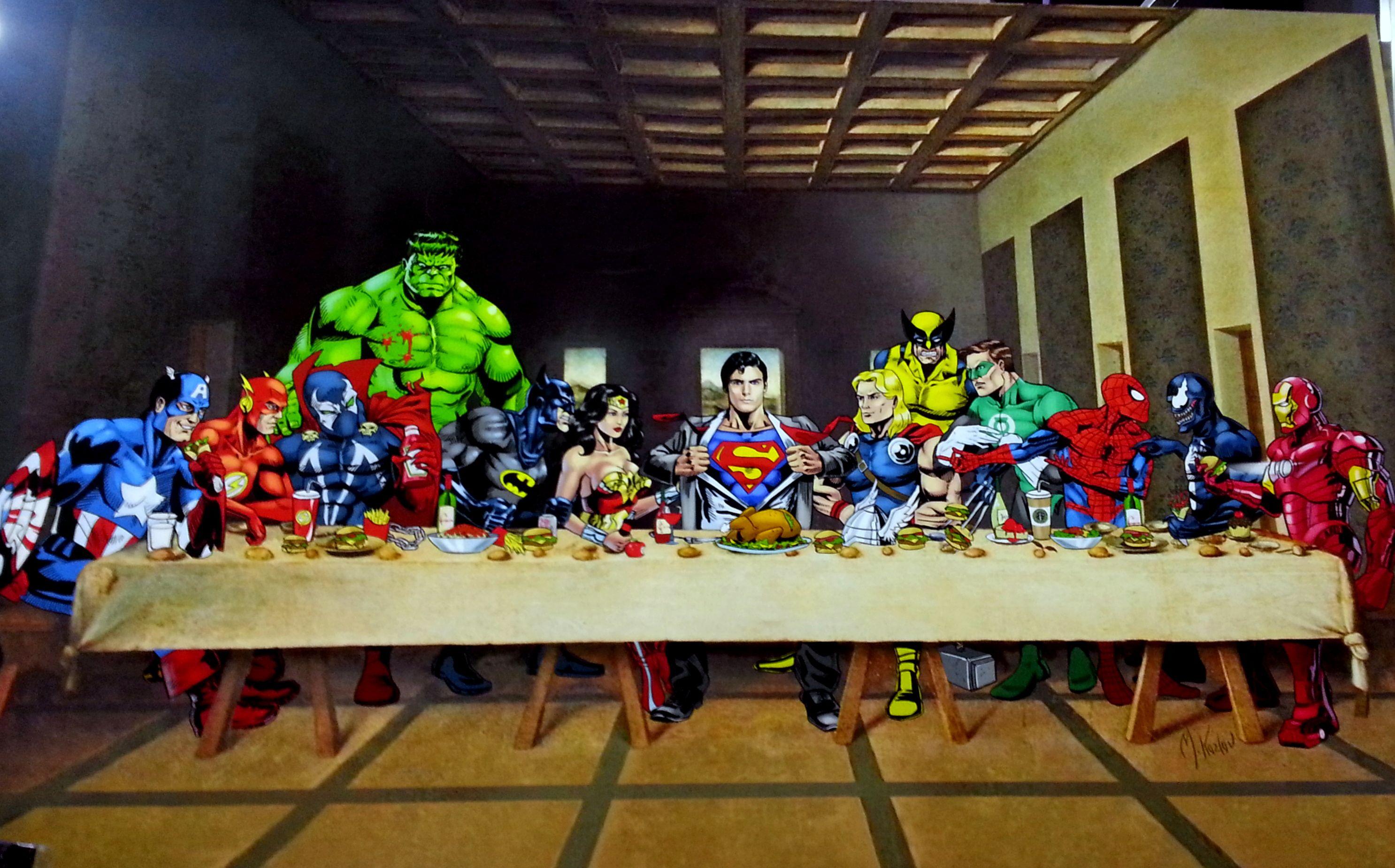 the office last supper last supper parodies pinterest art