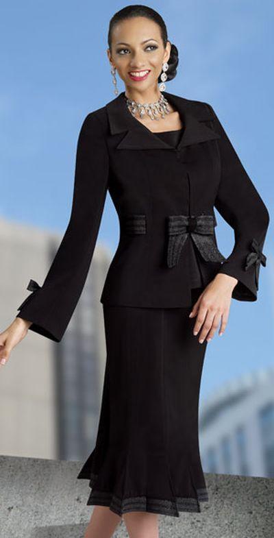 f14180dc14b Donna Vinci Couture 5395 Womens Church Suit image