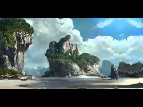 ▷ Compositing Matte Painting with Eyeon Fusion \ Blender 3D - matte painter sample resume