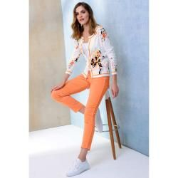 Photo of Alba Moda, Hose mit besonderem Komfort, orange Alba Moda