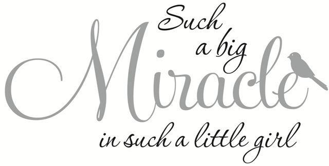 So true of my little girl!