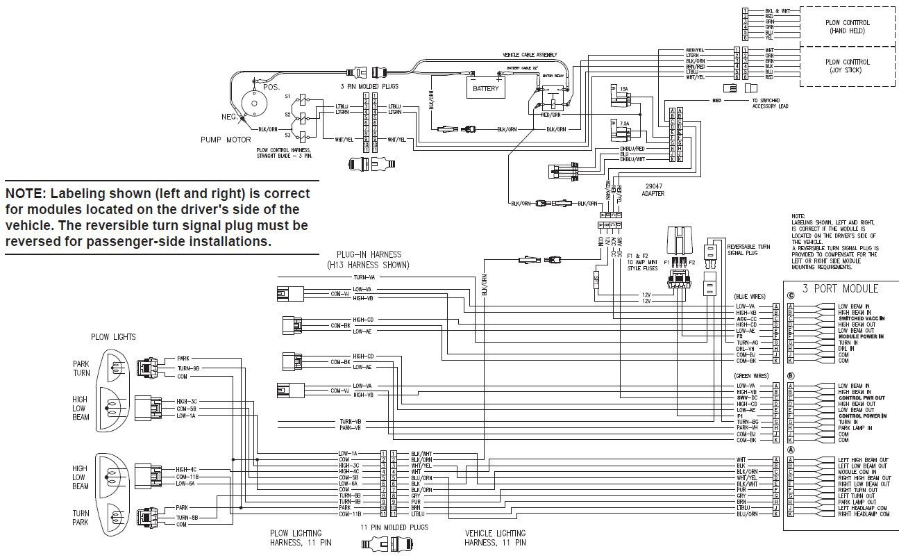 Awesome Western Ultra Mount Wiring Diagram In 2020 Diagram Wire Fisher