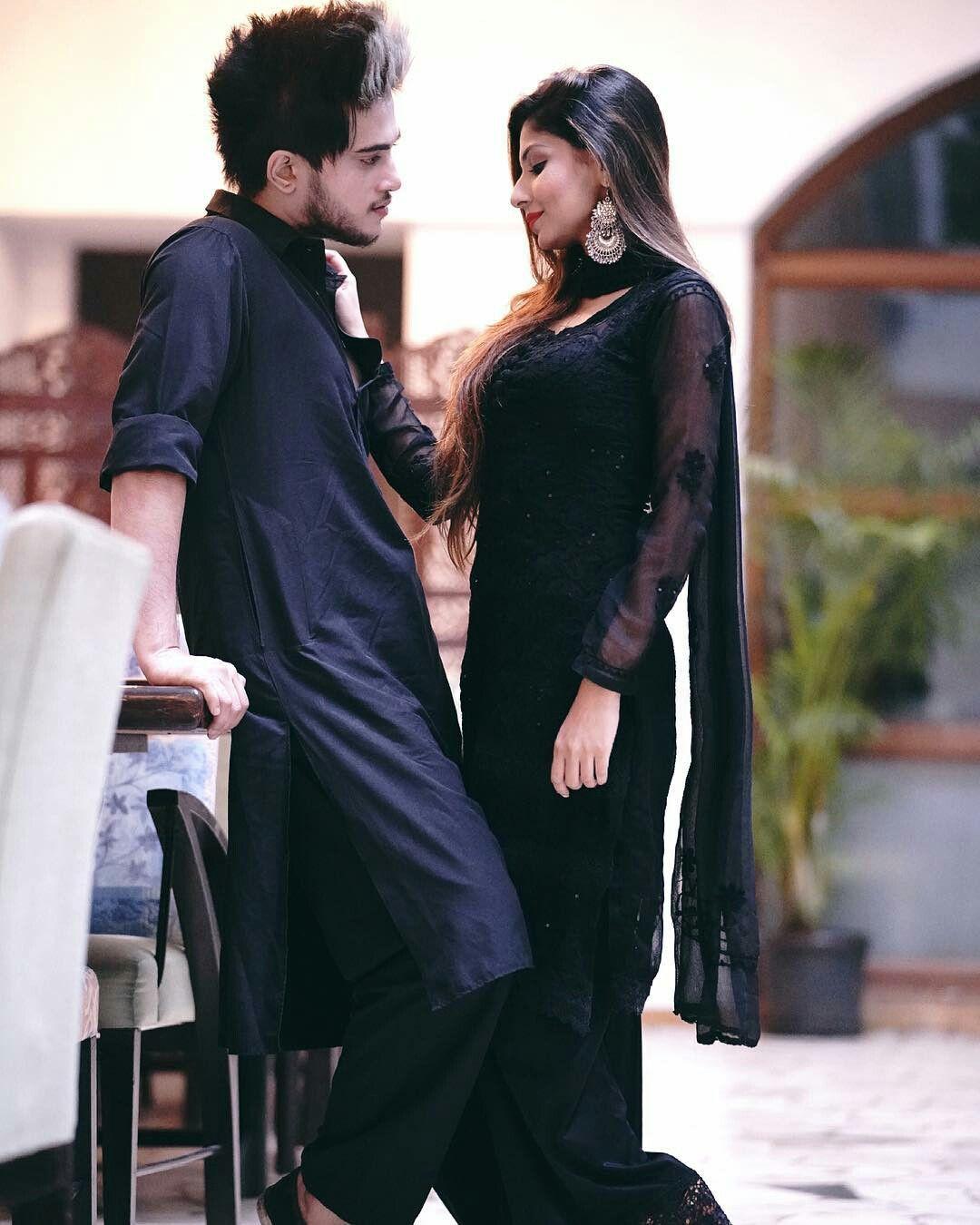 Cute Couple Follow Me Misha Verma Cute Couples In 2019 Cute