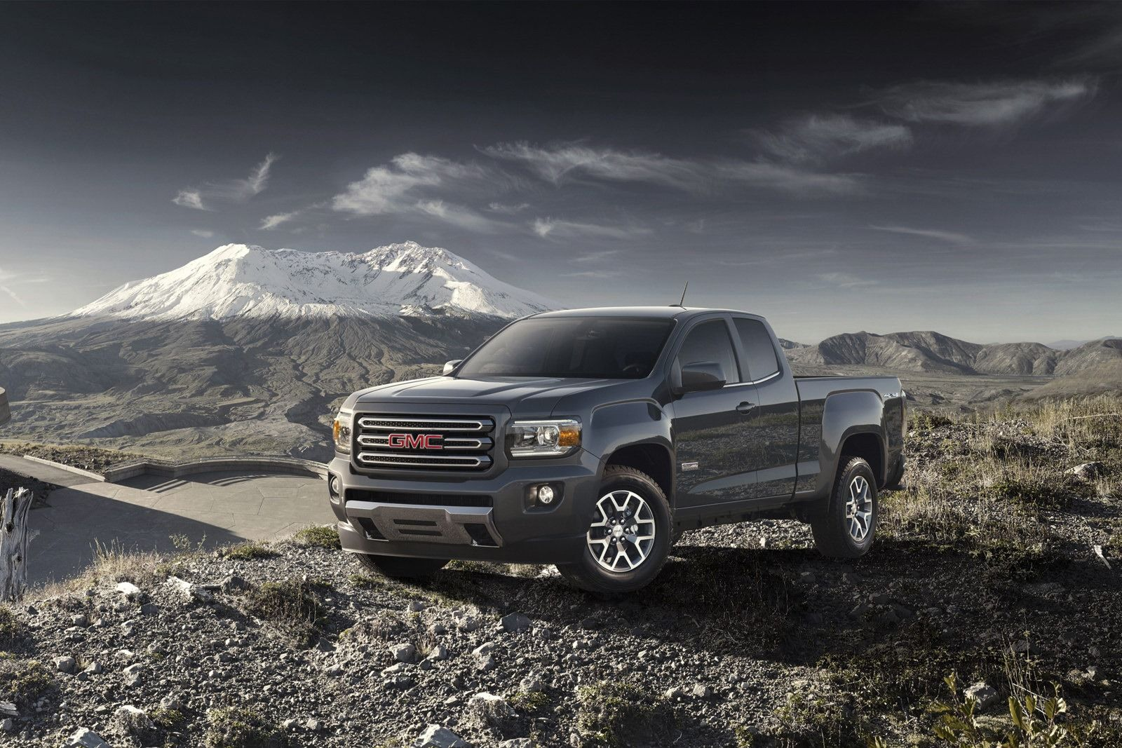 The 2015 Gmc Canyon Comes Equipped With Onstar 4g Lte Connectivity