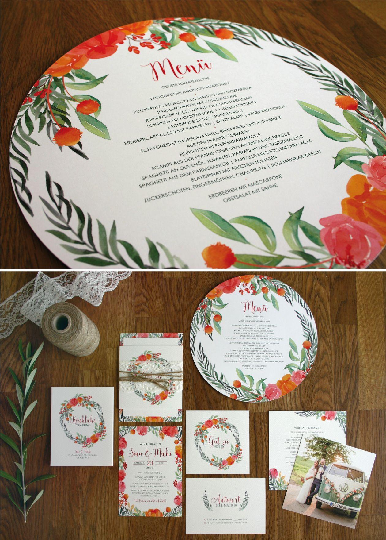 Einladungen Hochzeit · Blog · Papier Fabrik · Papeterie | Momentini Blog