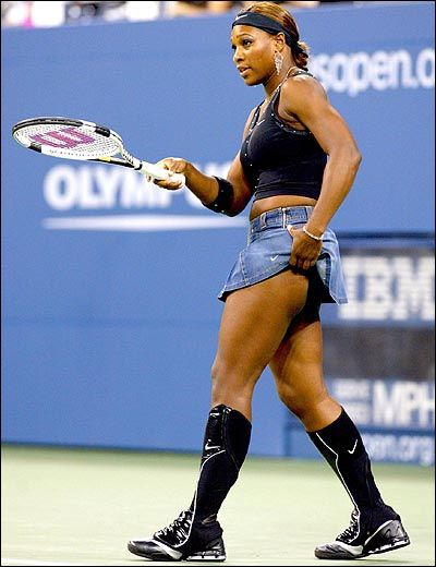 Body Type Diet Body Type Can Determine What Sports Suit You Best As Well As What You Sh Serena Williams Photos Serena Williams Body Serena Williams Tennis
