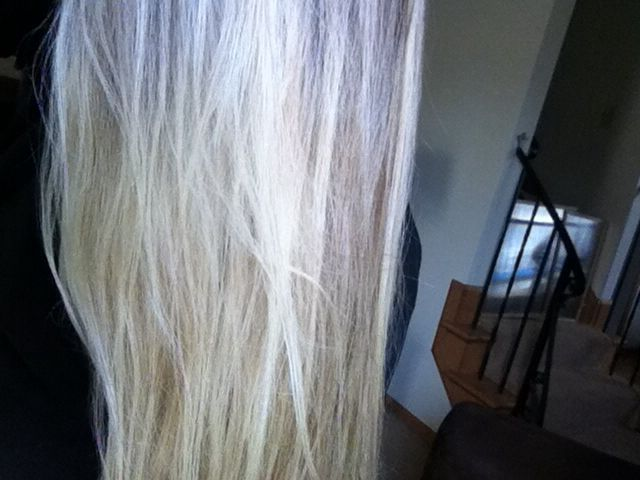 Blonde highlights! Love my new hair color