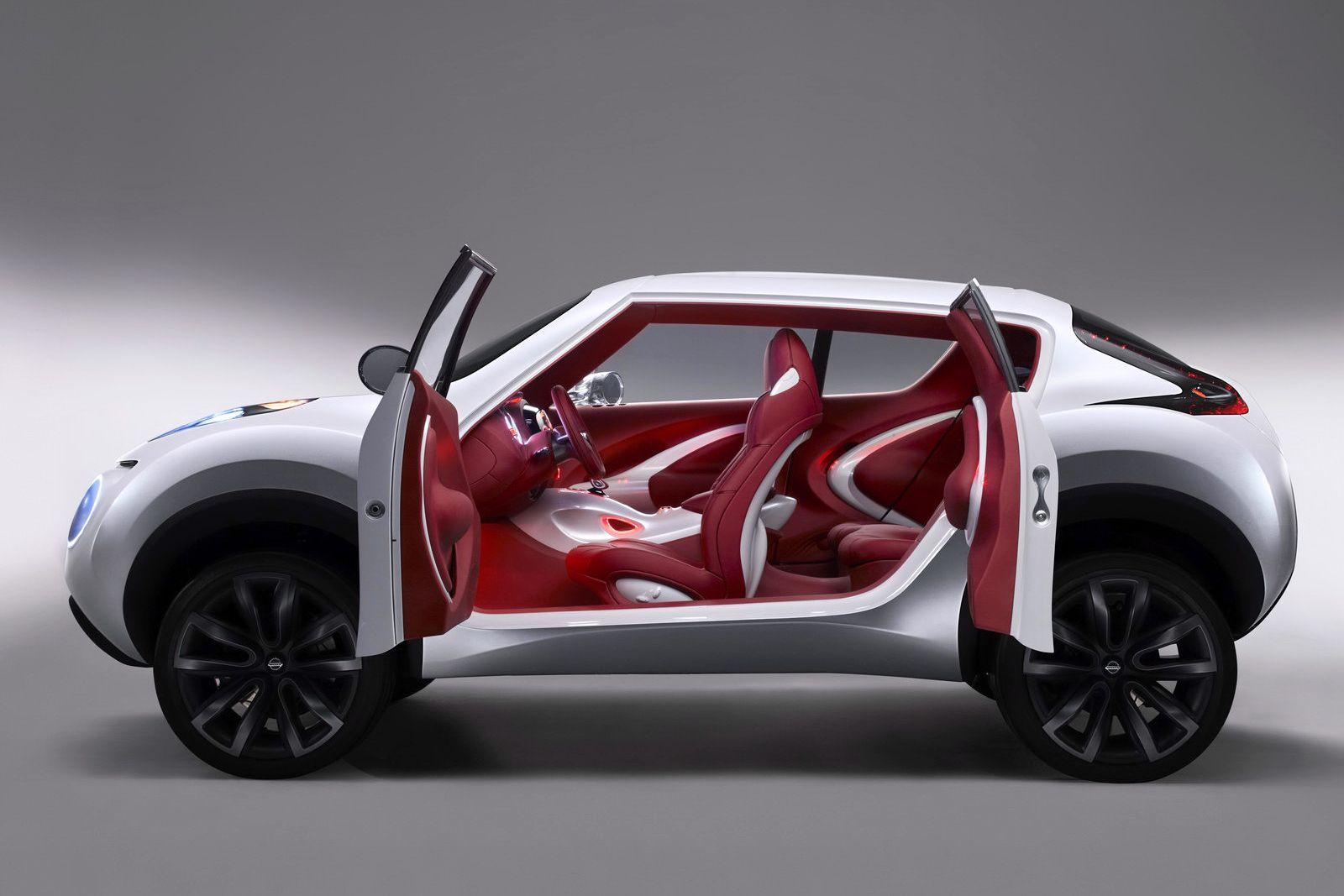 Nissan Juke With Images Nissan Juke Nissan Juke Interior