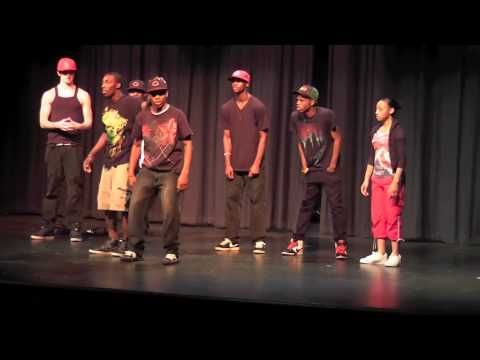 Skrillex Dance Crew Performance Scary Monsters And Nice Sprites Skrillex Scary Monsters Freestyle