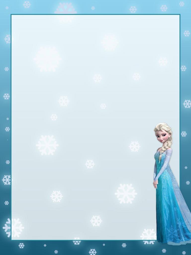 Fotorahmen Eiskönigin | Eiskönigin (Frozen) | Pinterest | Fotorahmen ...