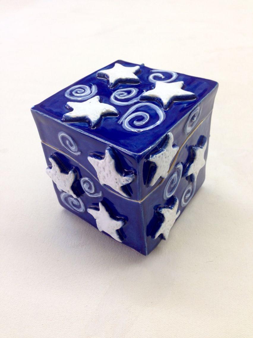 Clay Box Ceramic Bo
