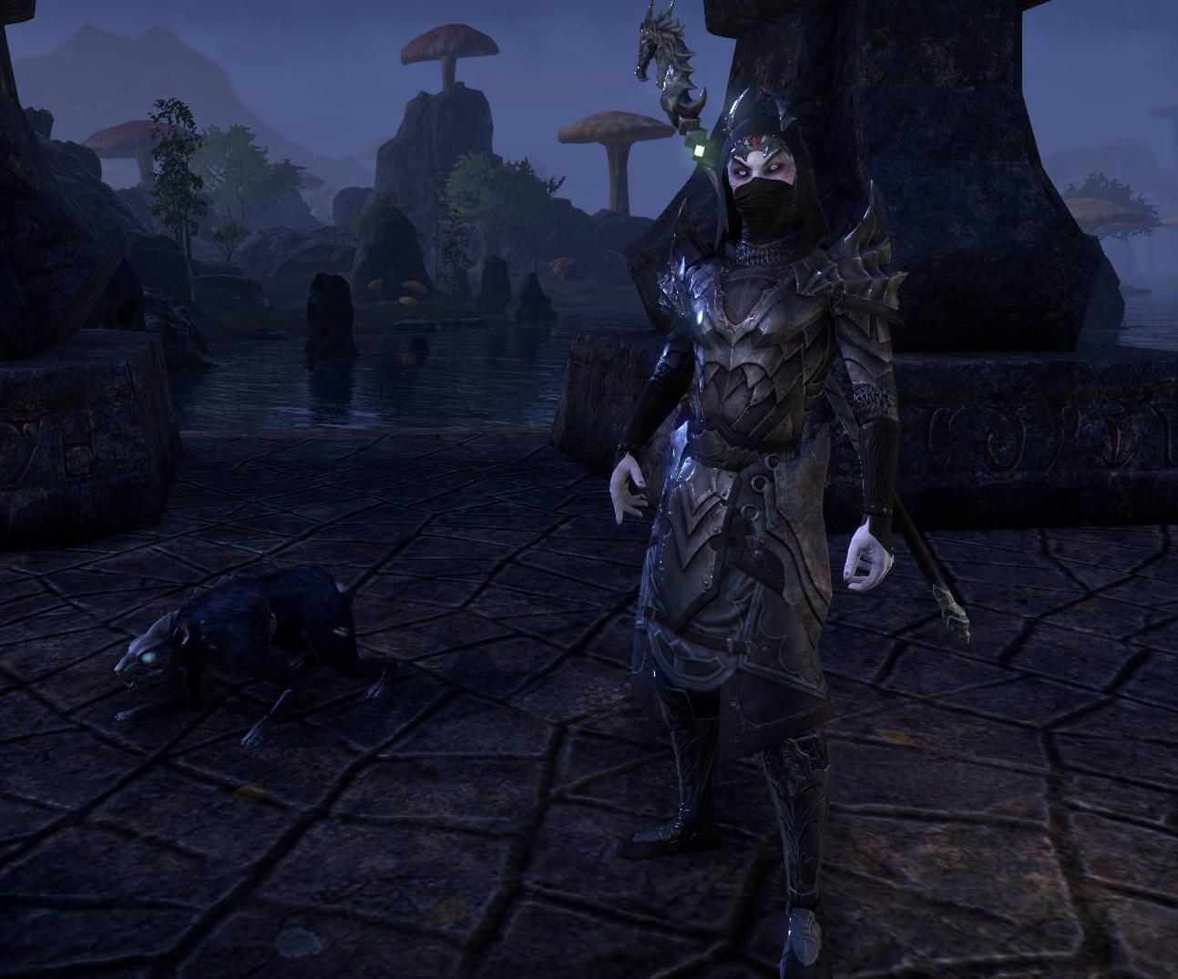 nightblade #elderscrollsonline #outfit | childhood in 2019