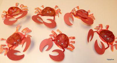 Tippytoe Crafts: beach