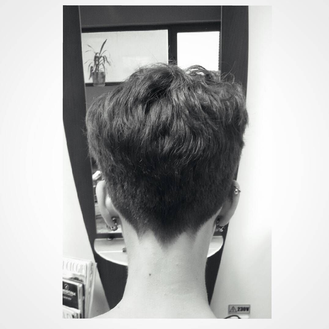 V cut haircut men  aprecieri  comentarii  mike mihai mikemihay pe instagram
