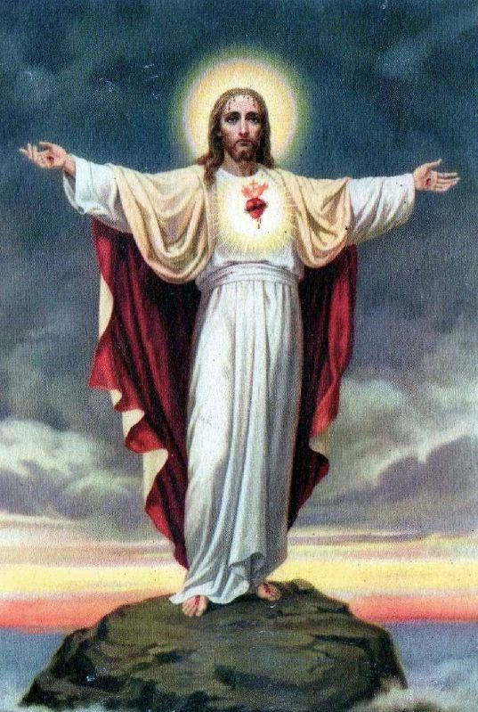 Favori L' ARRIVÉE DE JÉSUS-CHRIST POUR SON RÈGNE DE MILLE ANS . | Jesus  EF14