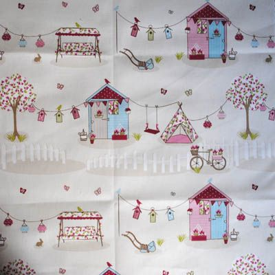 Summer holiday - Candy - £10.95 per metre from Kids Fabrics Online Shop