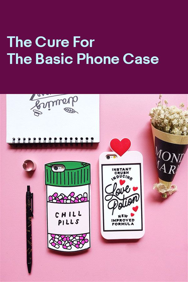 These Cute And Witty Phone Cases On Ebay Are A Prescription For Fun With Images Cute Phone Cases Case Phone Cases