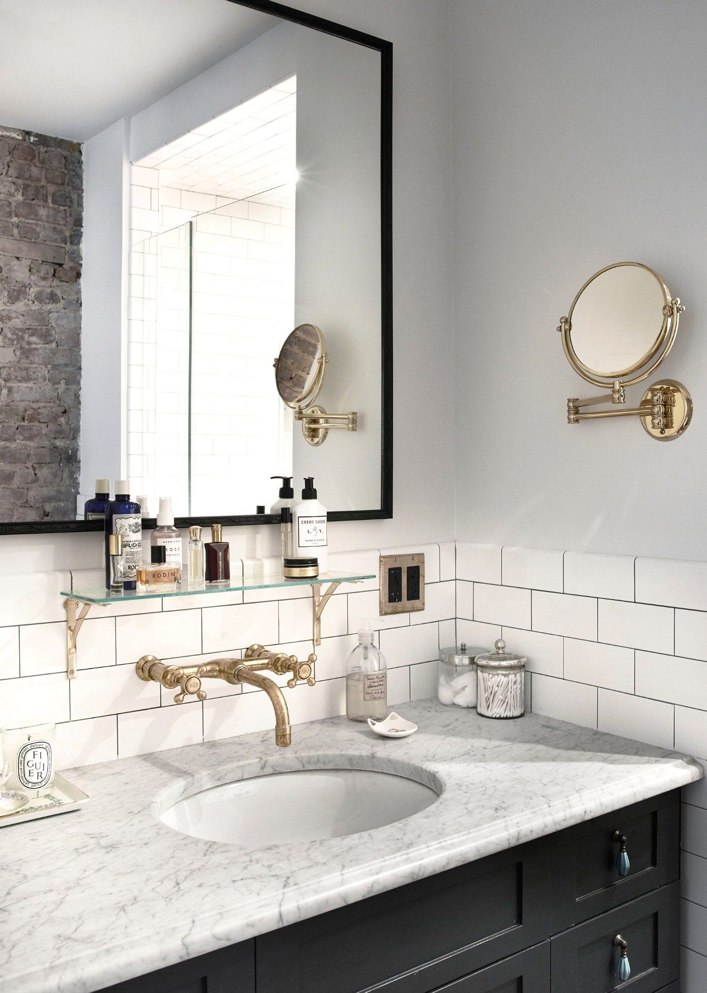 12 Brilliant Storage Ideas To Make The Most Of Your Small Bathroom