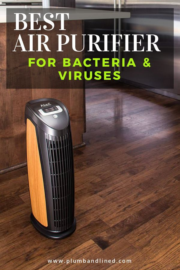 Best Air Purifier For Bacteria And Viruses In 2020 Air Purifier Purifier Health Corner