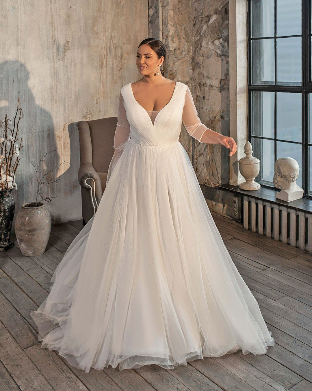 20 Plus Size Wedding Dresses A Jaw Dropping Guide   Wedding ...