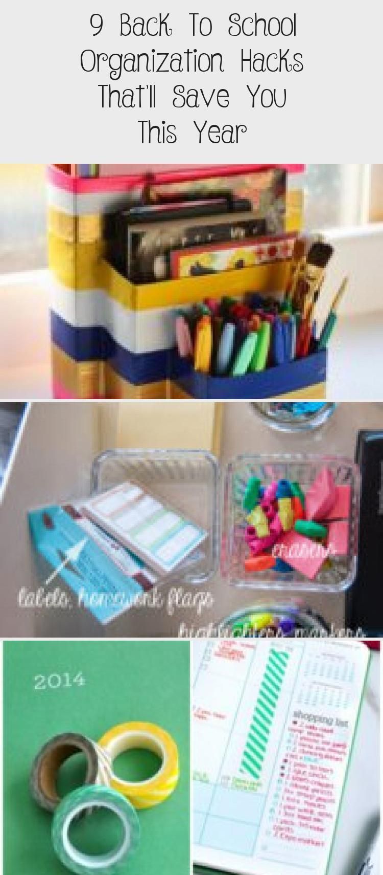 9 Back To School Organization Hacks That8217ll Save You This Year These 9 College Organization Hacks Will Help You Prepare And Get Through The Year Successfully