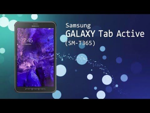 Stock Rom Samsung Galaxy Tab Active LTE (SM-T365) (5 1 1