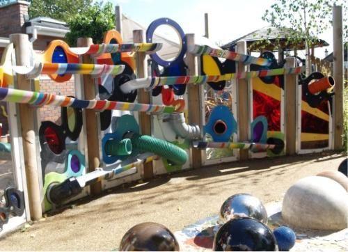 Ball Run On Playground Google Search Outdoor Play Areas Kids Playground Playground