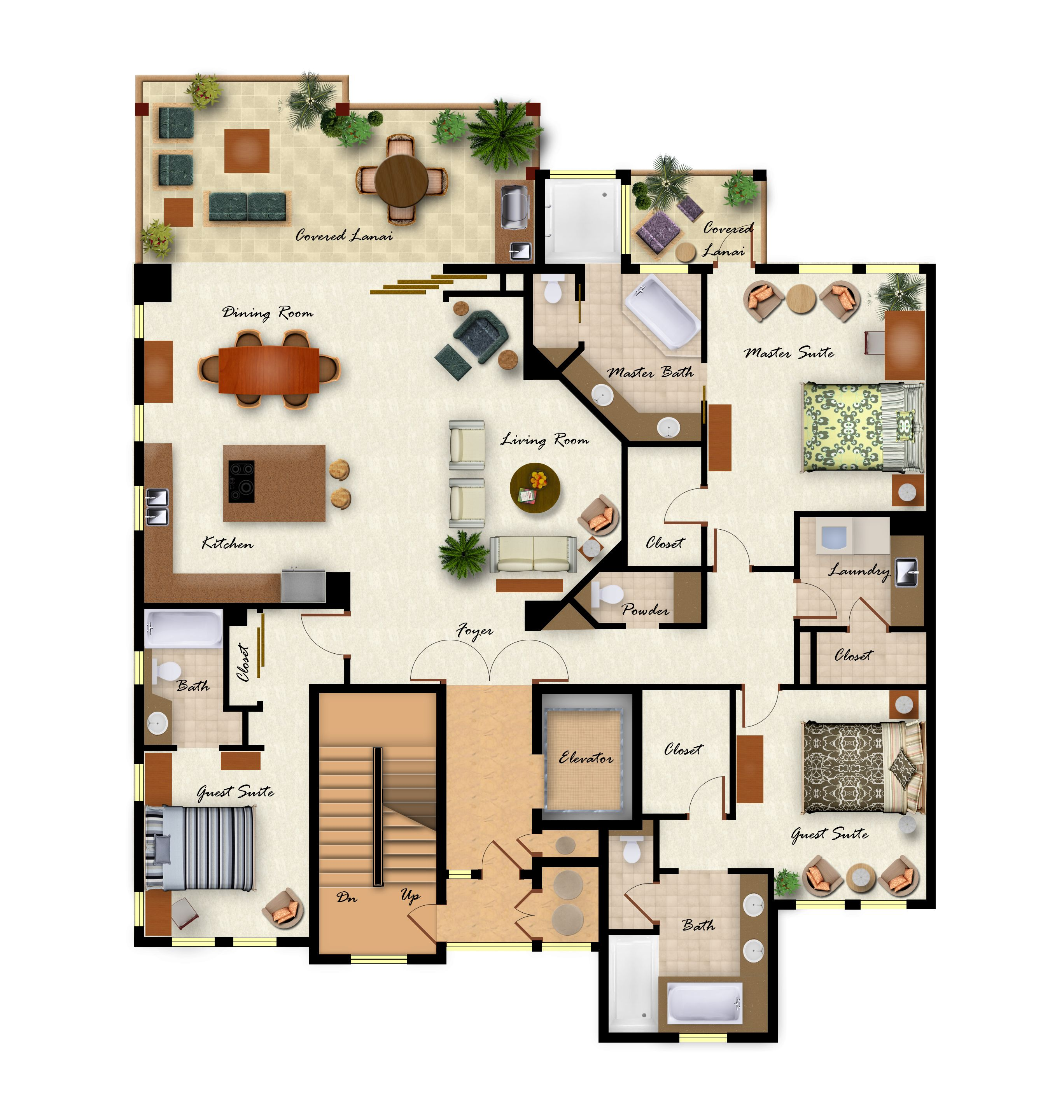 Design A Floor Plan Online For Free