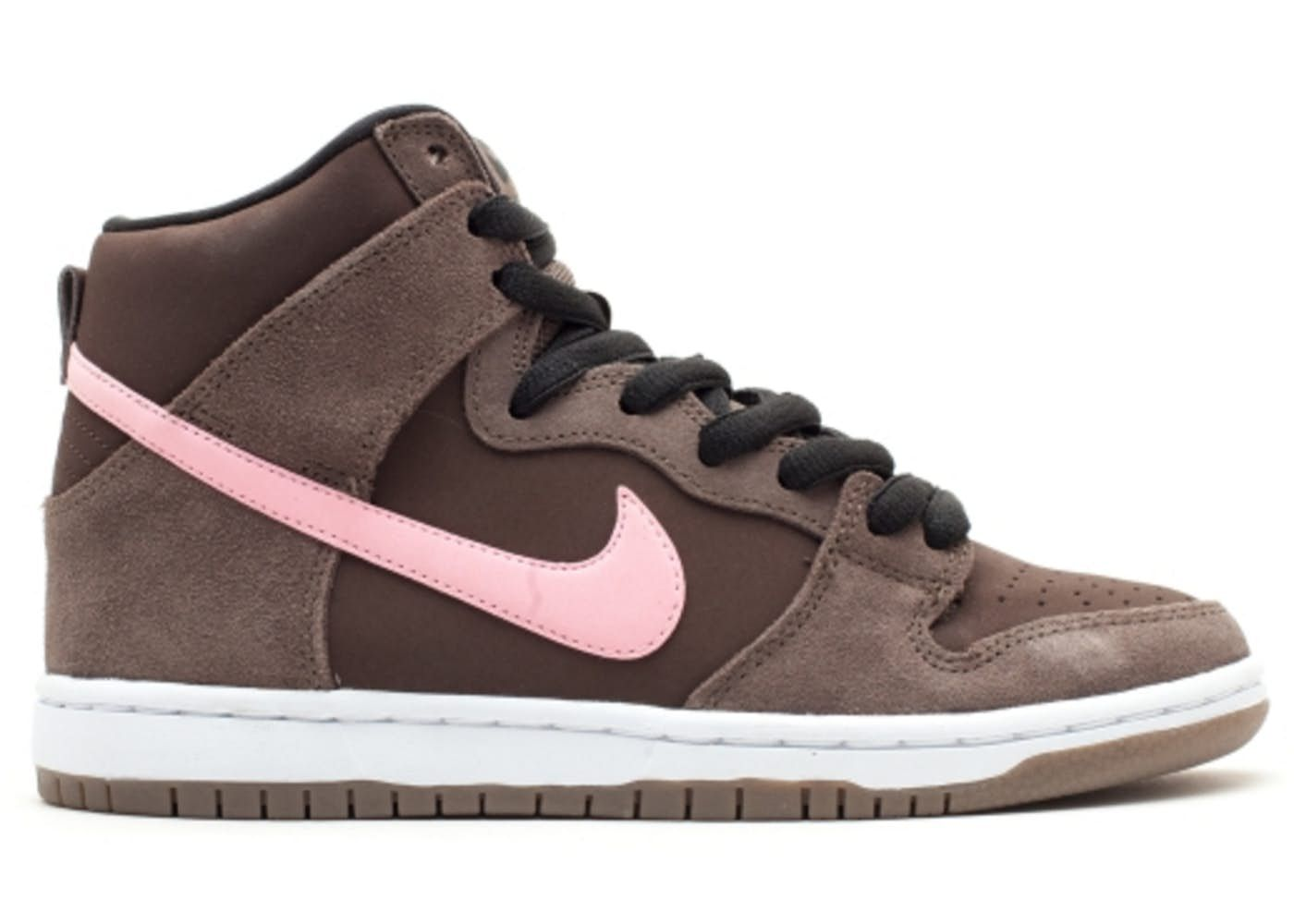 check out 90485 be2c5 Nike Dunk SB High Chocolate Pink | Footwear in 2019 | Nike ...